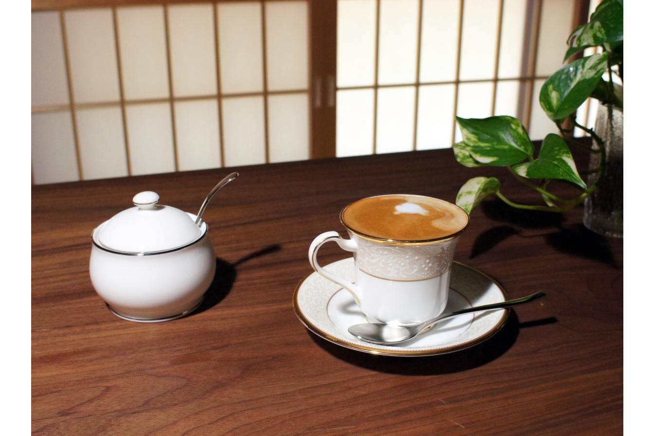 コーヒー カフェラテ(ホット・アイス)