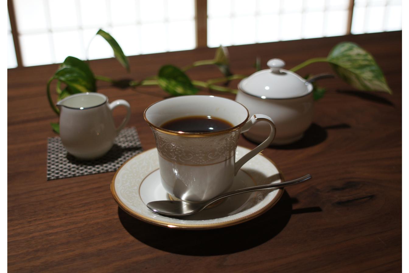 コーヒー 丸沼ブレンド